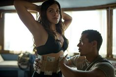 The new Miss Bala, directed by Catherine Hardwicke, is slicker and sexier, with a touch of girl power and room for sequels. Jane The Virgin's Gina Rodriguez puts in a fine deer-in-headlights performance that rises to glorious during a drug mule scene Gina Rodriguez, Best Movies Of 2019, Good Movies, Border Movie, Catherine Hardwicke, Header Tumblr, World News Today, Last News, Wrong Time