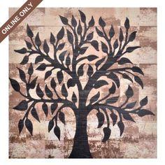 Wood Tree of Life Wall Art