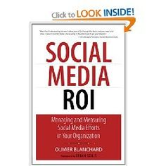 """""""Use this book to bring true business discipline to your social media program and align with your organization's goals. Top branding and marketing expert Olivier Blanchard brings together new best practices for strategy, planning, execution, measurement, analysis, and optimization."""" $14.58 {affiliate}"""