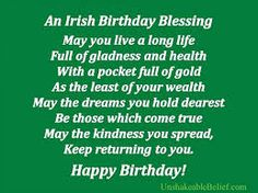 irish home blessings - Google Search