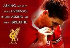 Attend Steven Gerrard's final Liverpool game, attend the end of season dinner and present an award while staying in a 5 star hotel with FLIGHTS. Steven Gerrard Liverpool, Liverpool Captain, Liverpool Champions, Liverpool Legends, Liverpool Players, Liverpool Football Club, Epl Football, Liverpool Tattoo, Scrappy Quilts
