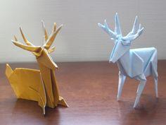 KATAKOTO ORIGAMI: Deer