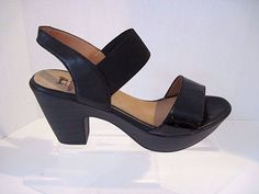 Wonders made with love in Spain Black Heels, Sandals/ Slingbacks Size 39…