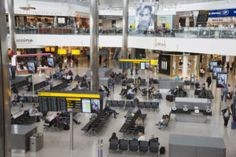 Airport Facility Exploration Apps  'Gate Guru' Scans Airport Terminals for Play Areas and Extra (hotnewstrend)
