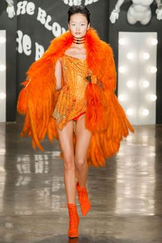 The Blonds Collection NYFW Fall 2015