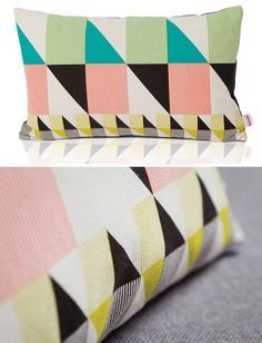 Funkle Design pillows