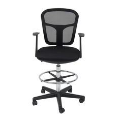 Studio Designs Riviera Drafting Chair - The Studio Designs Riviera Drafting Chair is a versatile, durable, and comfortable chair for use with any drafting table. With a fully adjustable...