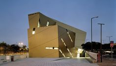 The Wohl Centre - Libeskind