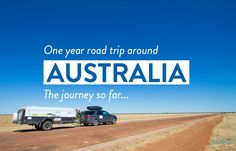 Is a road trip in Australia on your bucket list? Check out the highlights from our 1 year trip so far!