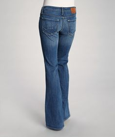 Medium Wash Remy Flare Jeans