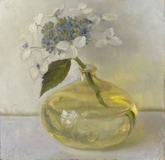 ❀ Blooming Brushwork ❀ garden and still life flower paintings - Duane Keiser