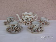 Sugar Bowl, Bowl Set, Lotus, Tea Cups, Tableware, Image, Lotus Flower, Dinnerware, Dishes