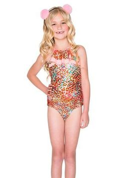 7caf74afae2 Best swimsuits for children, colors little girls love! Children's Swimwear,  Bikinis, Kids