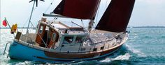 Fisher 34 - The classic and ideal motorsailer
