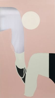View from a Balcony   Gary Hume   2009