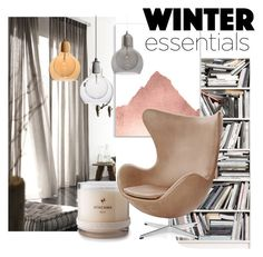 """""""Winter mood"""" by ego-design on Polyvore featuring interior, interiors, interior design, дом, home decor, interior decorating, Brewster Home Fashions и WALL"""
