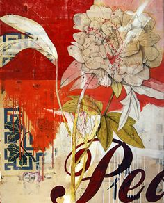 Mixed Media Botanical Prints – Michael Mew