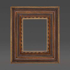 17th c. Dutch Ripple Receding Frame by LOWY