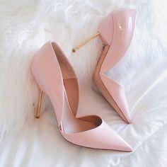 Pink Perfection | Wedding Heels