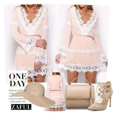 """zaful"" by elly-852 ❤ liked on Polyvore featuring Givenchy and Topshop"