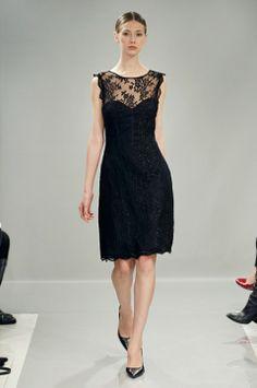 62 Stylish Black Bridesmaids' Dresses | HappyWedd.com