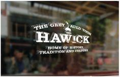 Come To Hawick | Branding, Advertising | Jordyn Finn Project, Advertising, Branding, Traditional, Finals, Brand Management, Identity Branding