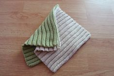 Washcloth pattern