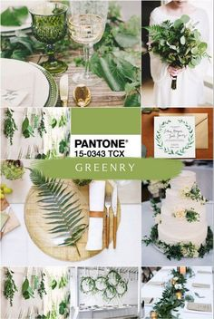 Unique Wedding Color Combos for 2020 You'll Love Cream Wedding Colors, Emerald Wedding Colors, Lavender Wedding Colors, Unique Wedding Colors, Burgundy Wedding Colors, Spring Wedding Colors, Green Wedding, Pantone, Green Colour Palette