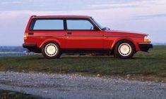 Volvo 243?
