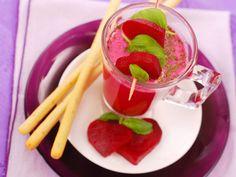 Minty-Fresh Beet Juice to Boost Endurance