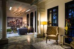 Quadria Capital Investment Management office by Elliot James, Singapore » Retail Design Blog