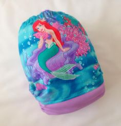 The Little Mermaid AI2 Poopy Doo's Cloth Diapers