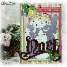 Vintage Noel ~ Under a creative spell #cre8time
