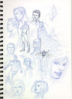 Dylan Teague's Drawing Board: November 2006