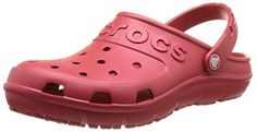 Crocs Hilo Sabot U, Herren Clogs & Pantoletten , Rot - Pepp - Größe: 37-38 - http://on-line-kaufen.de/crocs/37-38-eu-crocs-hilo-sabot-u-herren-clogs-2