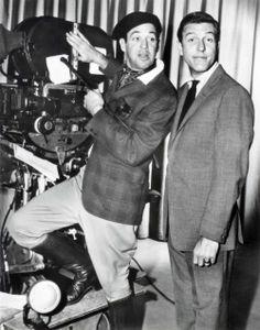 Jerry Paris and Dick Van Dyke.