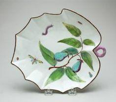 Dish, Leaf CHELSEA PORCELAIN FACTORY (BRITISH, C. 1745–1769) C. 1753-1757