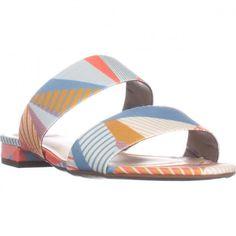 Circus Sam Edelman Delaney Slide Sandals, Peach Multi    #sandals #flats #peach #cute #spring #springstyle #springfashion #shoes #shopping #style #trending #fashion #womensfashion #love Spring Step, Slide Sandals, Spring Fashion, Peach, Womens Fashion, Trending Fashion, Flats, Style, Shopping
