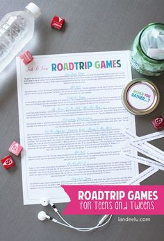 Roadtrip Games