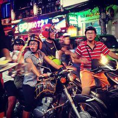 Saigon nights.