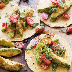 Super Foods — (Via: fattributes.tumblr.com) Fried Avocado Tacos...