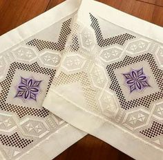 Yeni Hand Embroidery Stitches, Hardanger Embroidery, Embroidery Designs, Herd, Drawn Thread, Bargello, Needle Lace, Blackwork, Cross Stitch Patterns