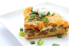 Bacon and Sausage Breakfast Casserole - Sugar n' Spice Gals Vegetarian Breakfast, Breakfast Dishes, Eat Breakfast, Breakfast Recipes, Breakfast Ideas, Make Ahead Breakfast Burritos, Breakfast Casserole Sausage, Keto Butter Cookies, Kashi Cereal