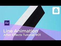 [After Effects] Line Animation Tutorial - YouTube