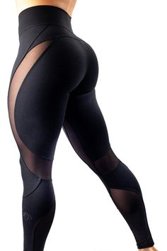 Bootyqueen VIXEN Legging-Blackout fashion gym wear yoga leggings crossfit apparel brands funky running capris dress yoga pants with pockets Camouflage Leggings, Mesh Leggings, Sports Leggings, Tight Leggings, Workout Leggings, Leggings Fashion, Women's Leggings, Leggings Store, Cheap Leggings