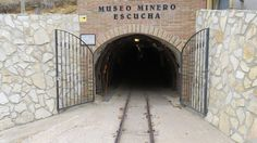 Visitando la Mina de Escucha (Teruel) Mina, Travel