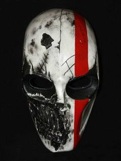 Army Of Two masks on Pinterest | Airsoft, Paintball and Masks