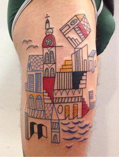 Loreprod Tattoo