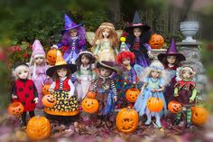 Antique Lilac - Halloween