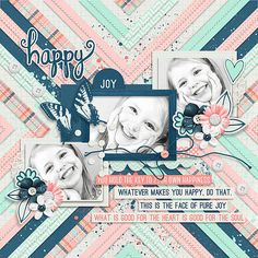 The Digichick :: Templates :: Stitched Up 06 | Templates
